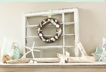 Summer Decor / by Johnnie (Saved By Love Creations) Lanier