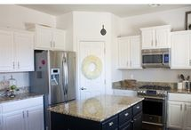 Kitchen makeover / by Christie Angel
