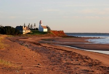 "Prince Edward Island / ""Canada was Born Here.""  - Canada's Birthplace, PEI 2004 Visitors Guide / by Liz Heintz"