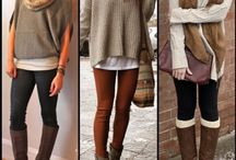 Fall/Winter style / by Megan Ashby