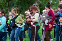 Cloth & Carry / Where all my favorite cloth diapering and babywearing pins go. / by Granola Babies