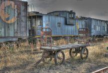 Trenes / by Leticia Musacchio