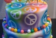 party cakes / by Joan Kurus