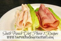 South beach diet / by Kayla Keller