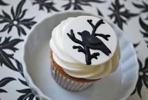 cupcake topper ideas / by Trisha Shamp