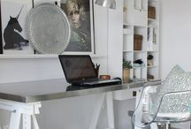 Office / by Villett T