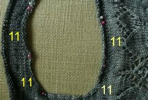 Knitting-top down / by Mary Ann Nash