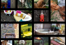 Around the house &yard projects / by Linda Pierse