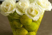 Flower Arrangements / by Kari Poore