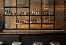 interiors :: bar / by Emily Andersson