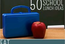 EAT: kids lunch ideas / by EverythingMom