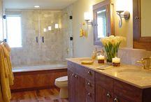 Bathroom Remodel Possibilities / by Terri Caldwell