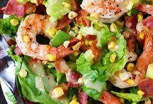 Salads / by Dawn Davila