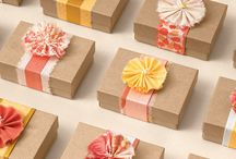 Wrapping and Packing / by Sweet Servings ~ Cindy Soto