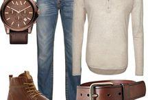 men attire / by Hothead Allsmiles