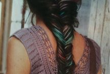 Hair / by Puanani Turner