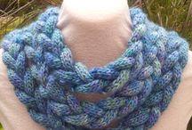 Knit & Crochet / by Donna SewAmazin