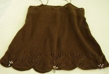 Knit Women's Tops / by Tatyana Boynetskiy