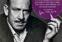 Writers on Writing / 30 Indispensable Writing Tips From Famous Authors / by Marin Library