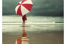 The beach / by Margaret Cummins