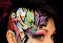 Urban Body Graffiti / by Love Body Art .