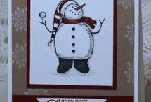 Christmas Card Possibilities / by Debbie Hurley