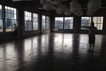 Venues / by Erica Fackler
