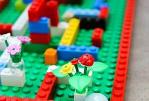 LEGO®, it begins with a brick. / by Cristina Sans