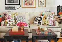 Home - Living Room Lust / by Phoebe L'amour