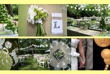 Wedding/party ideas / by Sheila Jennings Primeau