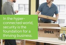 Dell Solutions / Dell solutions for business I/T needs. / by Dell