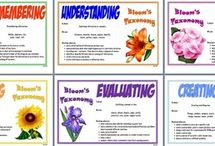 blooms taxonomy / by Amy Link