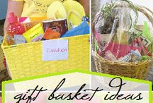 Gift baskets / by Christie Mendenhall