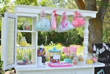 Ice Cream/Sweet Shoppe Party / by Natalie Page