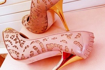 Pink Shoes / by MariKamo Design