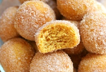 donuts / doughnuts! recipes and ideas / by Sarah Crowder (punctuated. with food)