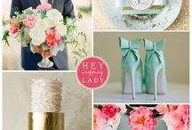 *Color scheme* / Wedding / by Madison Smith