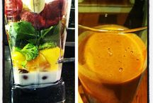 VitaMix recipes  / by Tañia Way-Garcia