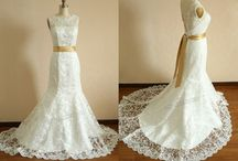 Wedding Ideas / Getting some ideas for my wedding, September 2015 / by Catherine Grant