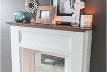 Faux Fireplace / by Anna Lawson