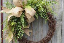 Wreaths / by Sarah McLelland