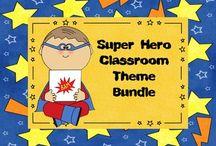 Classroom Themes / by Larissa Reason