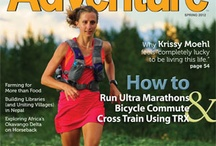Magazine / Read our free digital version of Women's Adventure! / by Women's Adventure Magazine