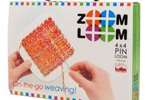 Zoom Loom / by Erica Chrich