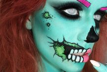 Special FX/ Makeup + / Dreams / by maxx california