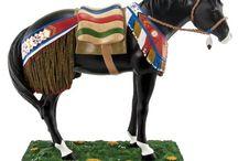 Painted Ponies/Carousel horses / by Darcie Schneidewind