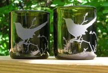 Etched Glass / by Brittany McCall
