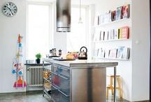 Kitchens / by Krista Farnsworth