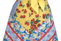 Aprons / by Charlotte Sterling