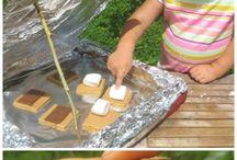 Summer Activities with Jaira / by Deb Bigger